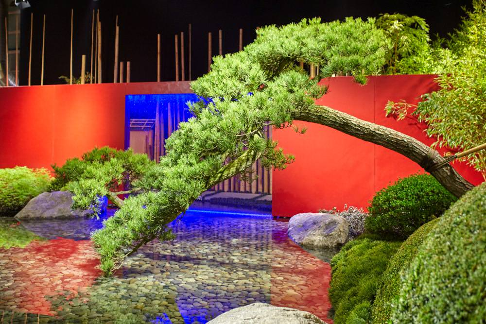 Giardina award borsch exklusive koiteiche for Gartengestaltung 400 m2